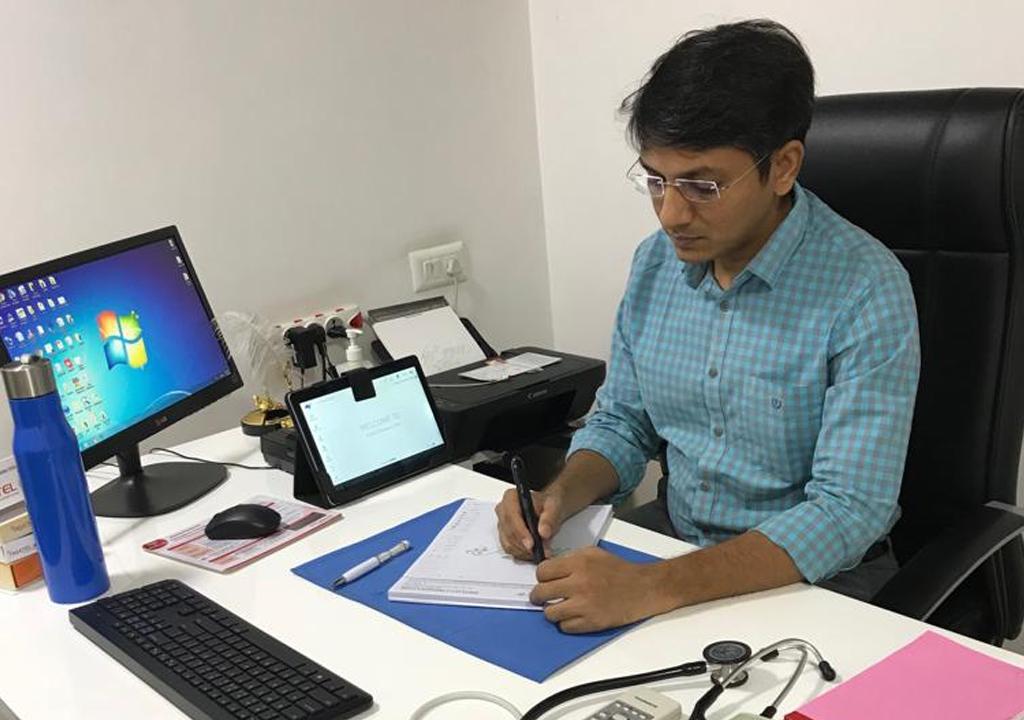 Dr. Kiran K. Prajapati-Rto-Ahmedabd-Doctor-Cardiologist
